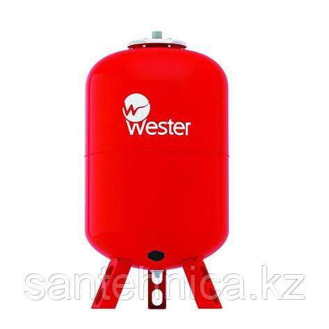 Расширительный бак Wester 200 л. вертикальный, фото 2