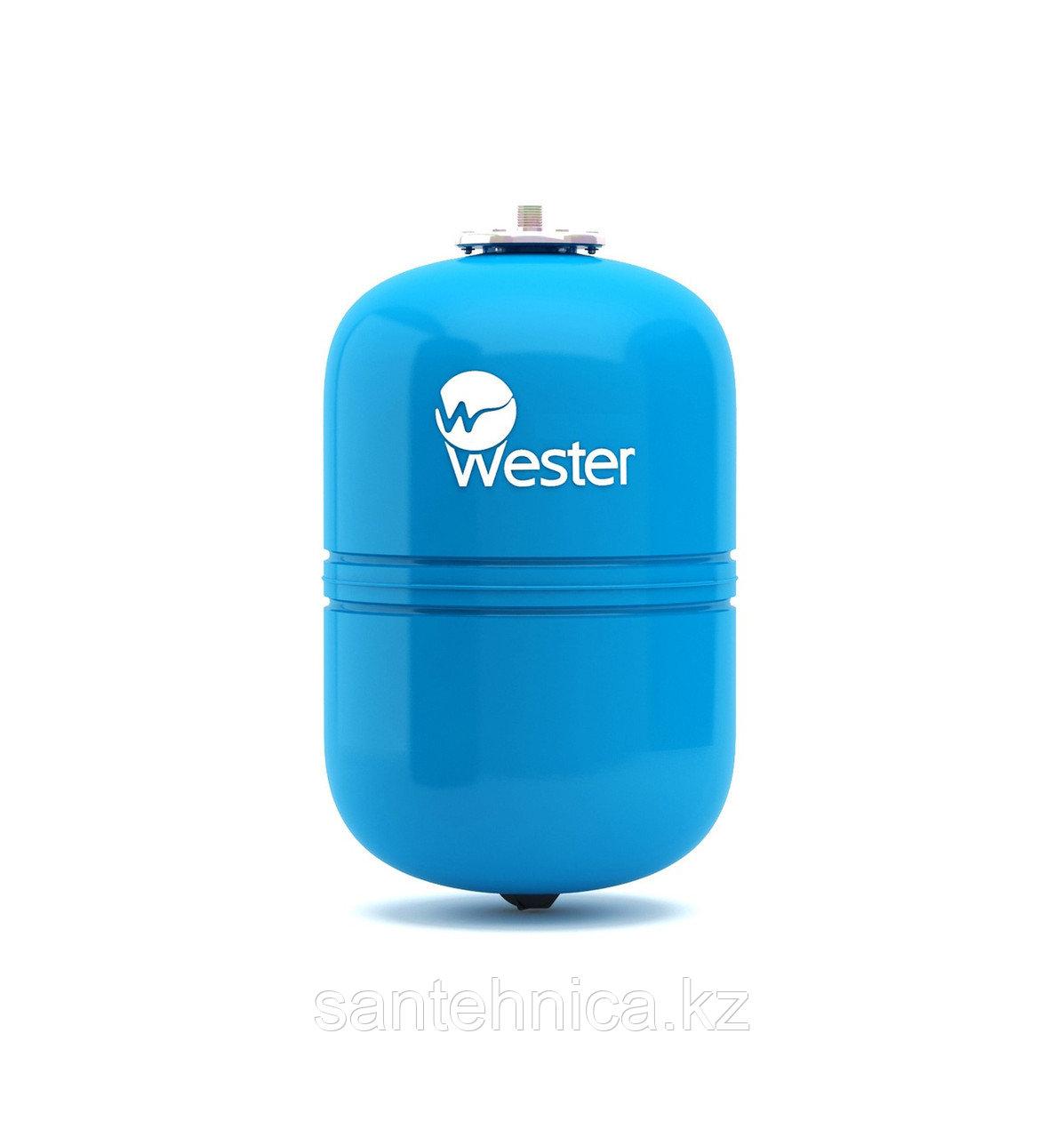 Гидроаккумулятор Wester 35 л. вертикальный