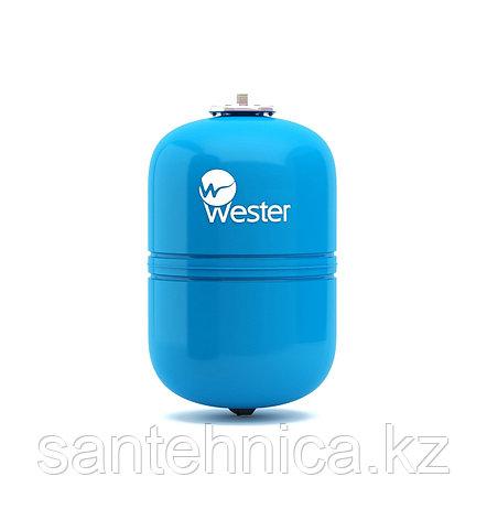Гидроаккумулятор Wester 35 л. вертикальный, фото 2