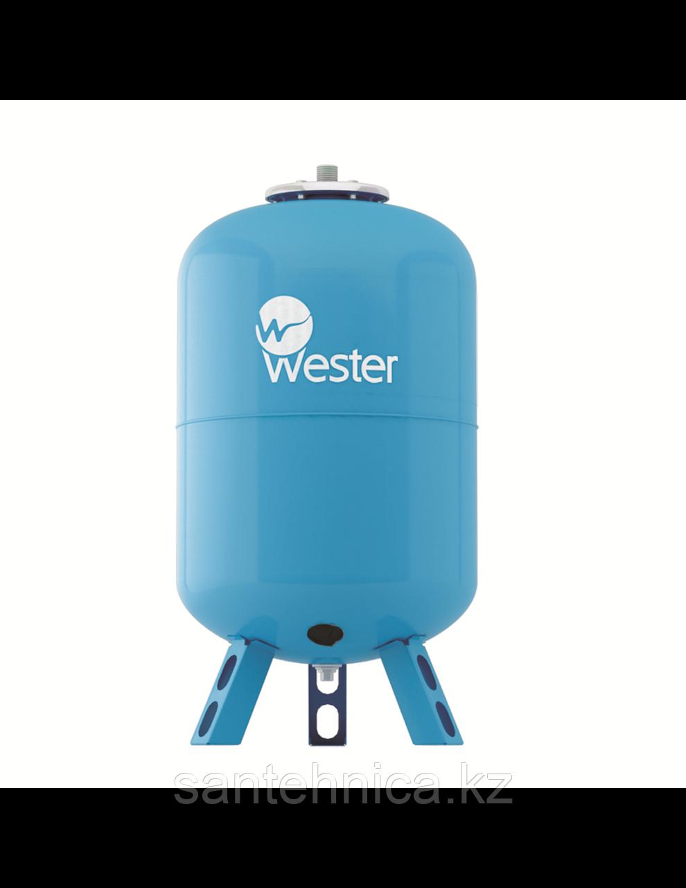 Гидроаккумулятор Wester 500 л. вертикальный