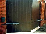Распашные ворота, фото 7
