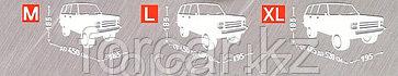 Тент автомобильный всесезонный CF JEEP, размер L, фото 3