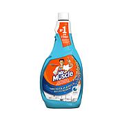 """Средство д/мытья стекол и поверхностей """"Мистер Мускул"""" 0,5 л. смен.бут."""