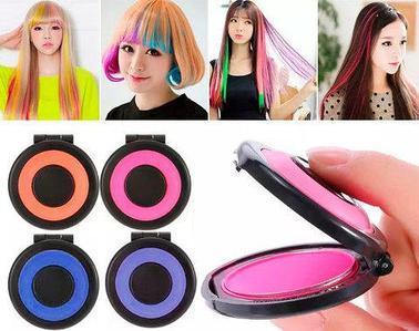 Набор для мгновенной временной окраски волос Hot Huez