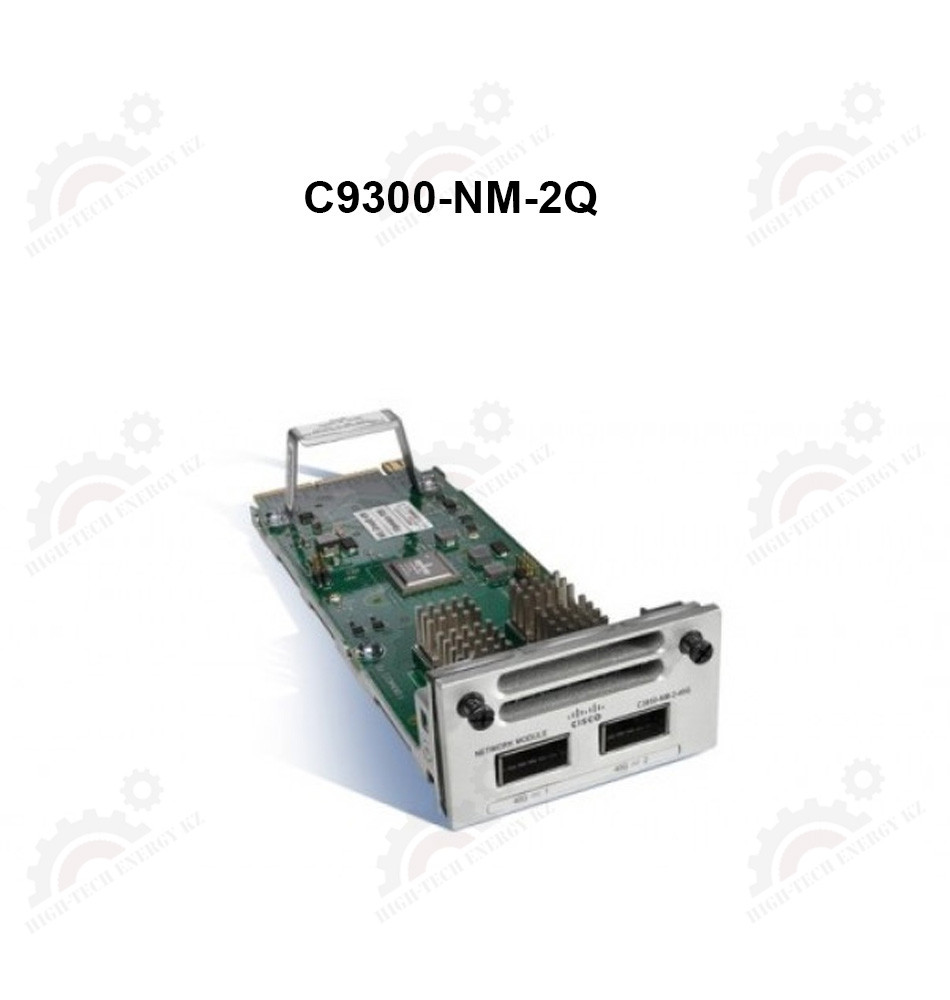 Catalyst 9300 2 x 40GE Network Module