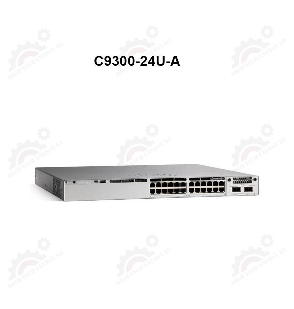 Catalyst 9300 24-port UPOE, Network Advantage
