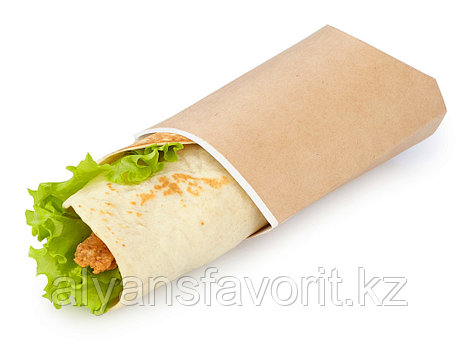 Eco Pillow -упаковка для роллов, размер: 200*70*55 мм.РФ, фото 2
