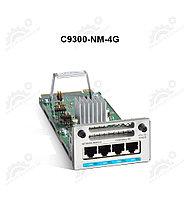 Catalyst 9300 4 x 1GE Network Module