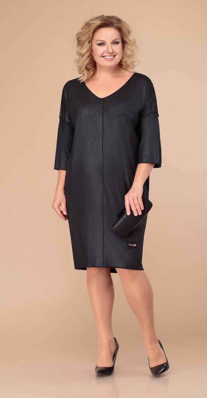Платье Svetlana Style-1274, черный, 52