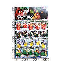 "Брелок- Мультгерои ""Angry Birds"" 20шт-упак (26213*!)"