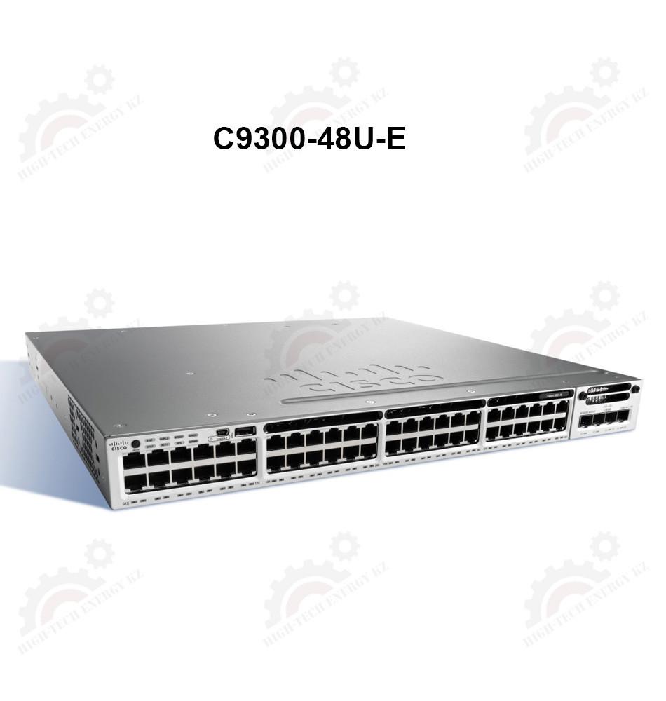 Catalyst 9300 48-port UPOE, Network Essentials