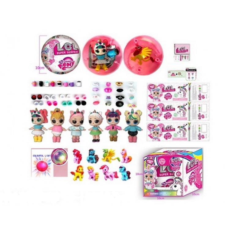 "Кукла LOL серия ""Little Pony"" (33300)"