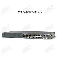 Catalyst 2960 Plus 24 10/100 + 2T / SFP LAN Base