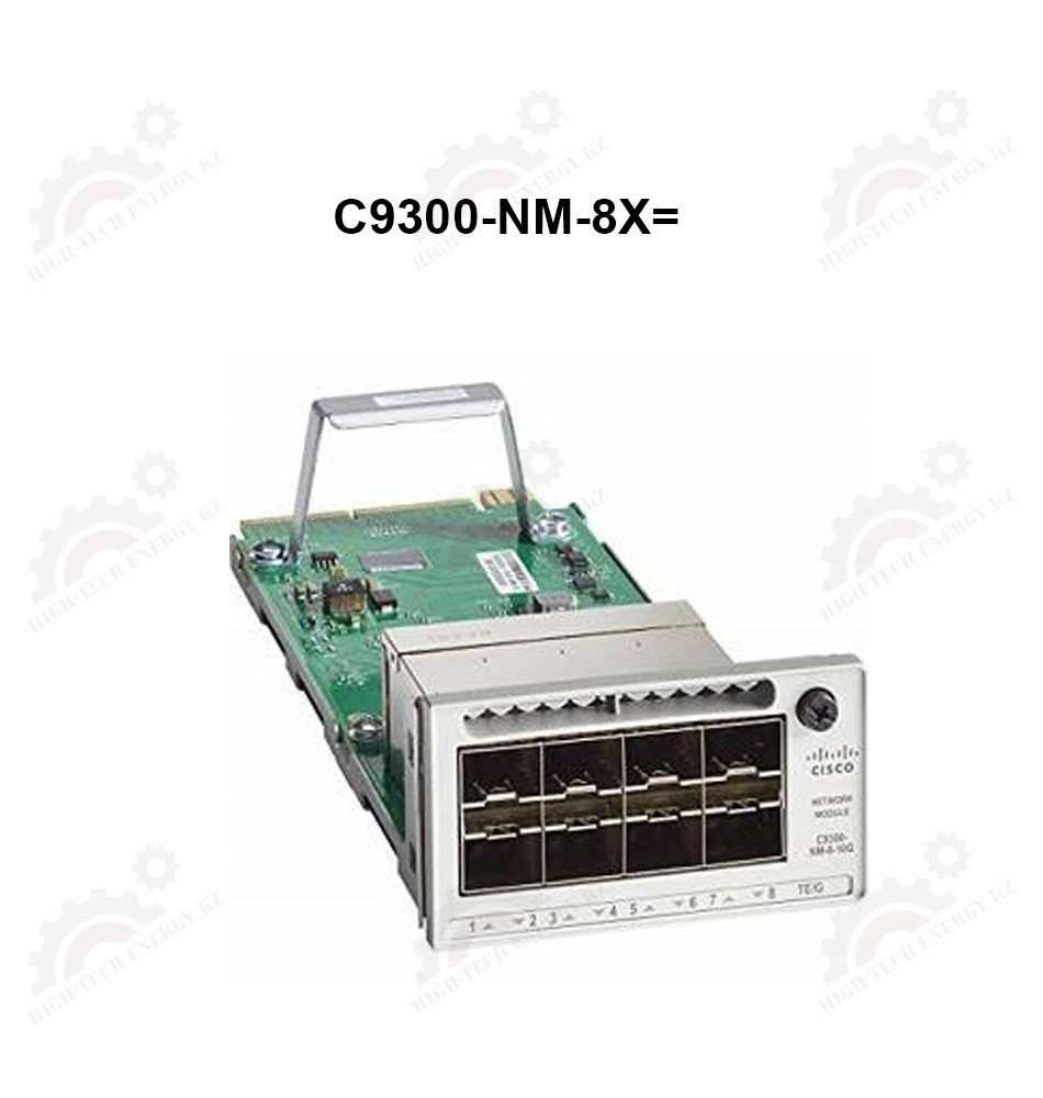 Catalyst 9300 8 x 10GE Network Module, spare