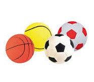 Игрушка мяч мягкий d-10 см. (Р987-30)