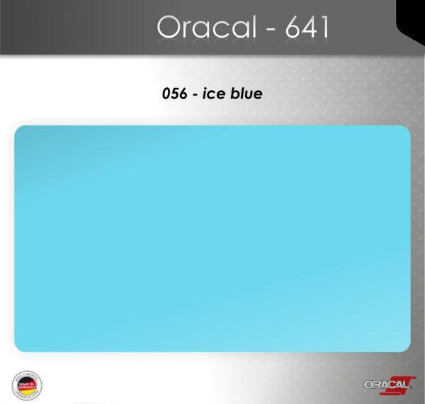Пленка Оракал 641/ледяной голубой (056)