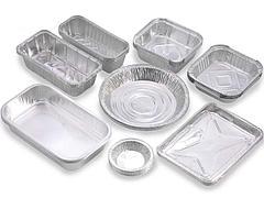 Алюминиевые одноразовые контейнеры (косалетки)