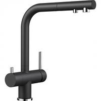 Смеситель кухонный Blanco Fontas-S II антрацит HD (525200)