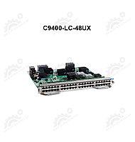 Cisco Catalyst 9400 Series 48Port UPOE w / 24p mGig 24p RJ-45