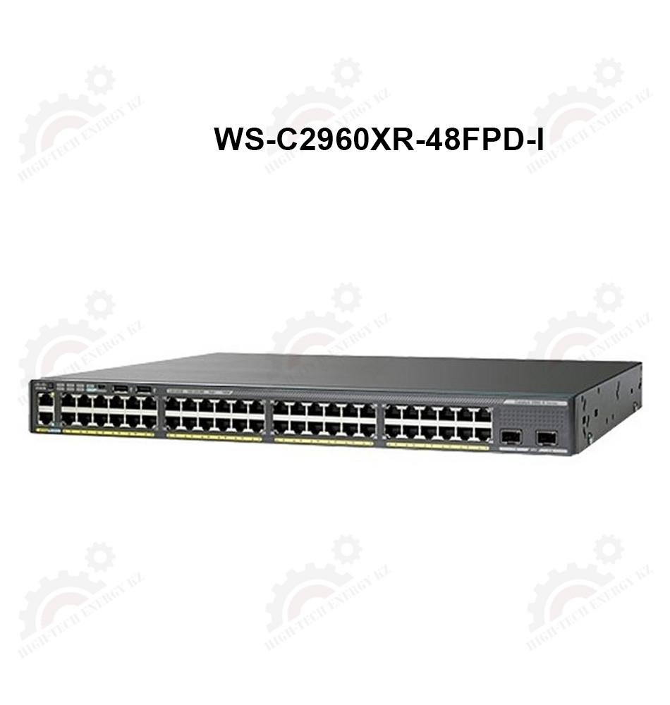 Catalyst 2960-XR 48 GigE PoE 740W, 2 x 10G SFP+, IP Lite