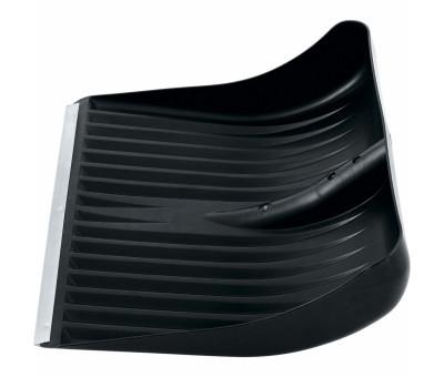 Лопата полипропиленовая 400х450, алюминиевая планка