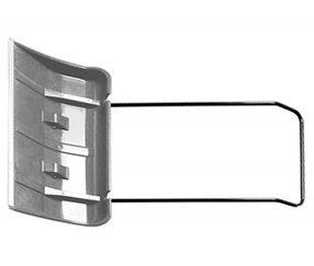 Движок 420x70 мм, пластиковый ковш с колесами, ручка эргономичной формы Palisad Luxe