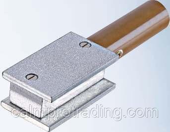 Клемма заземления магнитная MEC 400A