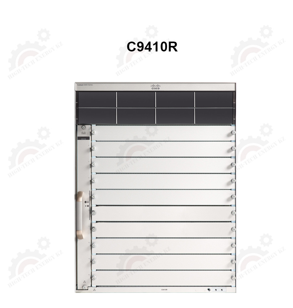 Cisco Catalyst 9400 Series 10 slot chassis