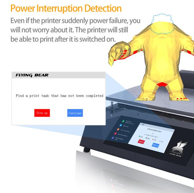Купить 3D принтер FlyingBear Ghost 4 в Алматы