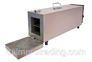 Печь для сушки и прокалки электродов ЭПСЭ-10/400 (загрузка 10 кг)