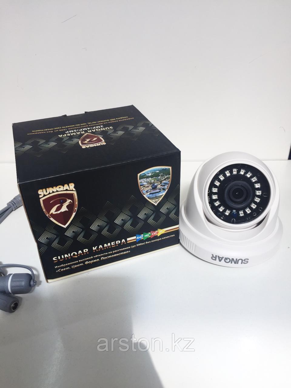 Купольная AHD камера 813 2 MP 2.8 mm