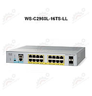 Catalyst 2960L 16 port GigE, 2 x 1G SFP, LAN Lite