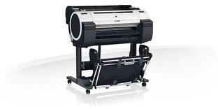 "Плоттер Canon imagePROGRAF iPF670 (24""/610mm/A1) 5 ink color, 2400 х 1200 dpi, auto cutter, USB2.0, Ethernet"
