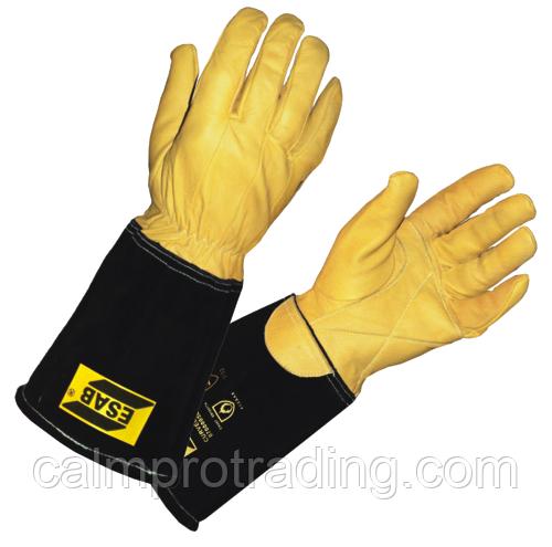 Перчатки сварщика Curved Tig XL