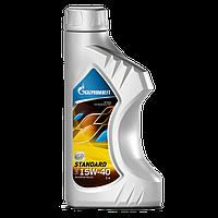 Моторное масло Газпромнефть Стандарт 15W40 SF/CC 1литр
