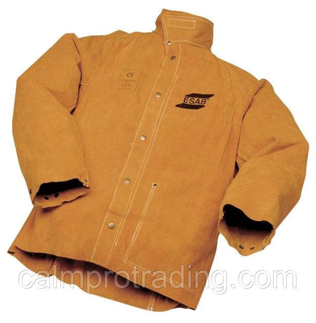 Куртка сварщика спилковая, размер M
