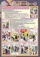 Плакат инструктаж по пожарной безопасности