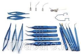 Набор медицинских инструментов глазной хирургический Н-156 Ворсма (1986-2004 г.) с Госрезерва