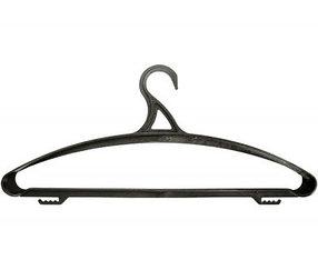 Вешалка пластик. для верхней одежды размер 52-54, 460 мм