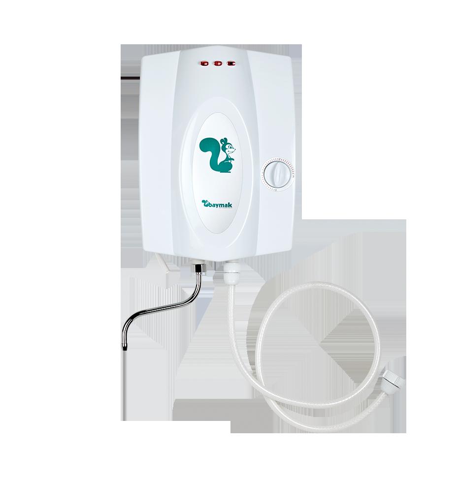 Проточный водонагреватель для кухни BAYMAK