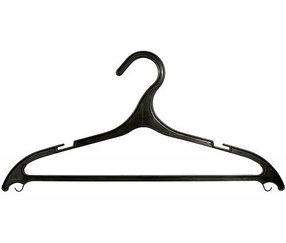 Вешалка пластик. для легкой одежды размер 46-48, 410 мм