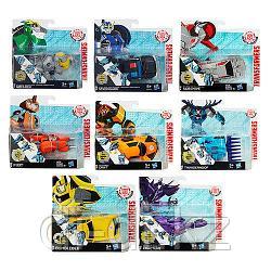 Hasbro Transformers Трансформеры Робот под прикрытием Уан-Стэп (в асс.)