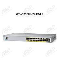 Catalyst 2960L 24 port GigE, 4 x 1G SFP, LAN Lite
