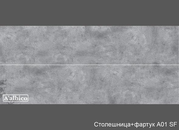 Комплект Панель + Столешница A 001 универсал (без рисунка), фото 2