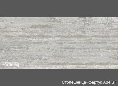 Комплект Панель + Столешница A 004 универсал (без рисунка)