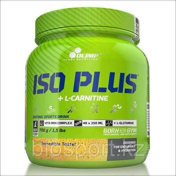 Изотоник Olimp Iso Plus Powder, 700 грамм