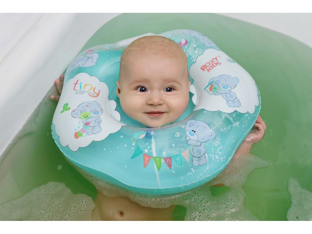 "Круг на шею для купания малышей Tiny Tatty Teddy ""Friends"" - фото 2"