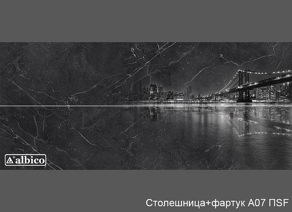 Комплект Панель + Столешница A 007 правая, фото 2