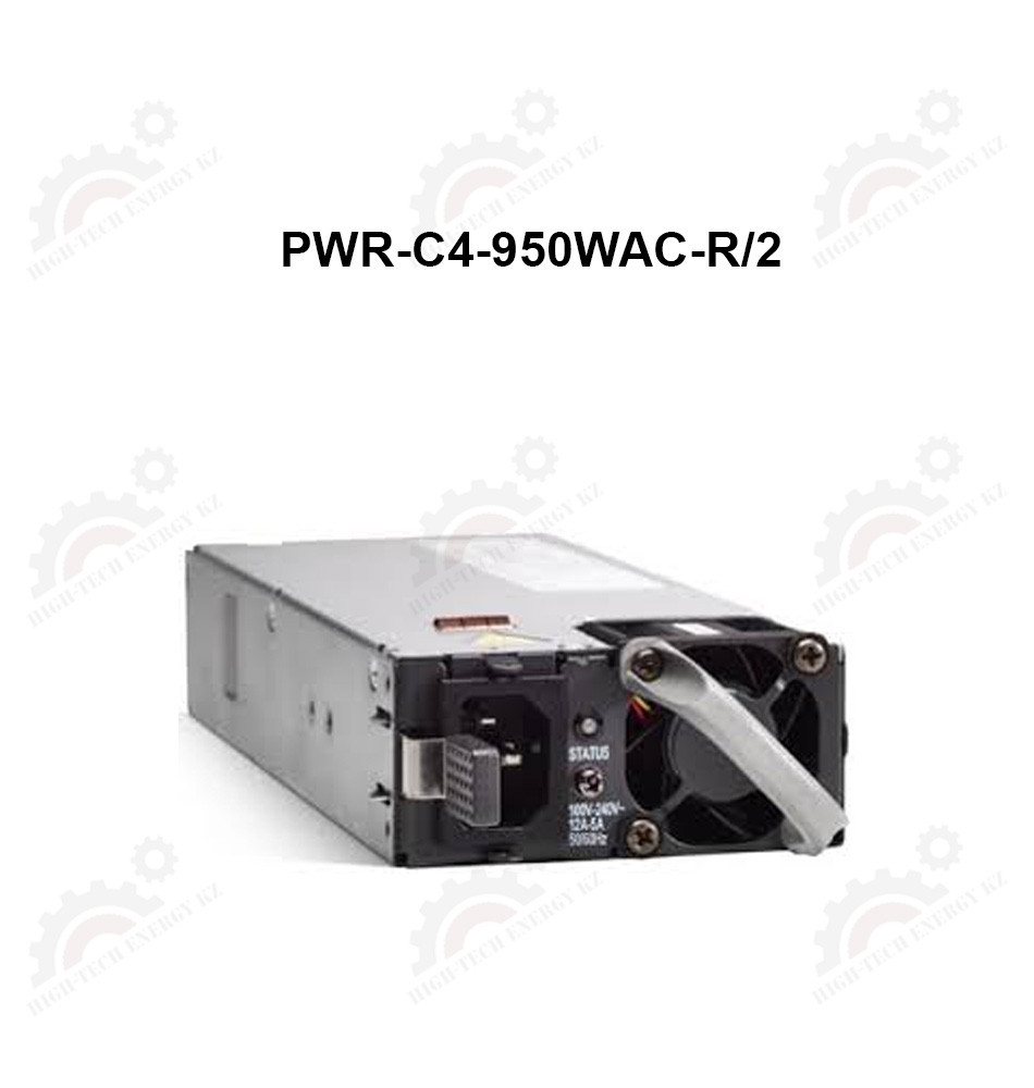 950W AC Config 4 Power Supply front to back cooling, Redundant