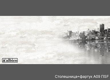 Комплект Панель + Столешница A 009 правая